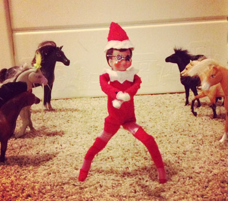 30 Hiding Places For The Elf On The Shelf Josh Wood Tx