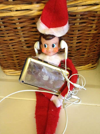 Hiding Places For The Elf On The Shelf Josh Wood Tx